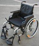 XXL Rollstuhl bis 160 kg Belastbarkeit