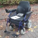 XXL Elektro-Rollstuhl