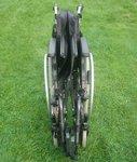 XXL Rollstuhl mit 50cm Sitzbreite