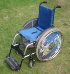 Aktive-Rollstuhl